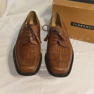 Vintage Florsheim leather shoes